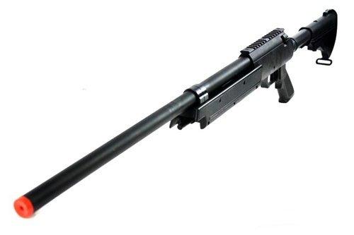 470 fps wellfire aps sr-2 modular full metal bolt action sniper rifle mb06aAirsoft Gun