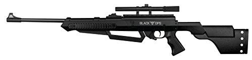 Black Ops Junior Sniper Rifle - Multi-Pump BBPellet Airgun - Shoot 177 BBs Or Pellets