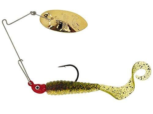 Panther Martin PMSTG_15ST_HOU Sonic Sizzle Tail Spinner Fishing Lure Houdini