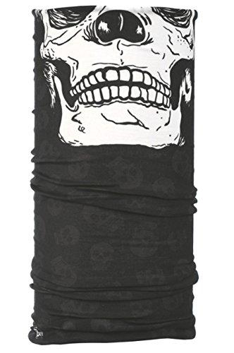BUFF Original Multifunctional Headwear Skull Mask One Size