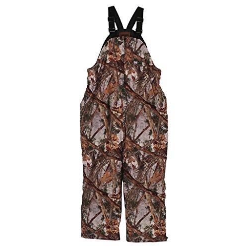 BrNameinternal BrNameinternal Deer Camp Bib Woodlot Camouflage Xx-Large