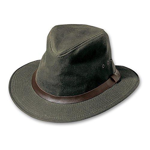 Filson Unisex Shelter Packer Hat Otter Green Hat