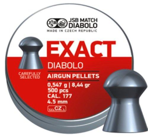 JSB Diabolo EXACT  177 Caliber Air Gun Pellets