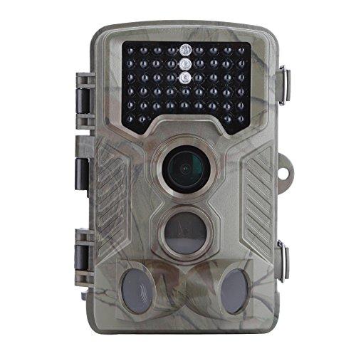 Hunting Trail Camera 108° IR Night Vision Camera for Wildlife Surveillance