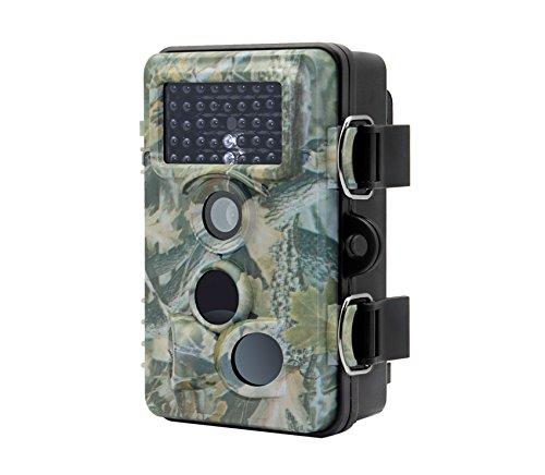 MEASY 12MP 1080P Wildlife CameraCrazyFire Infrared Night Vision Trail Camera