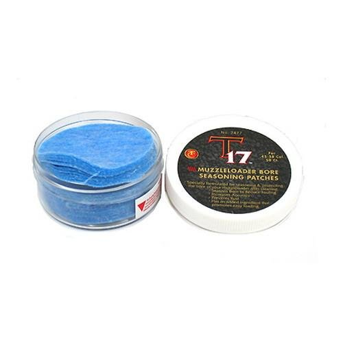 Thompson Center Arms T17 Accessories Patches 50 Per Jar 2 12 Diameter