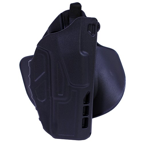 Safariland 7378 7TS ALS Concealment Holster Flex-Paddle Belt Loop Combo Glock 17 22 31 SafariSevenit Plain Black Right Hand