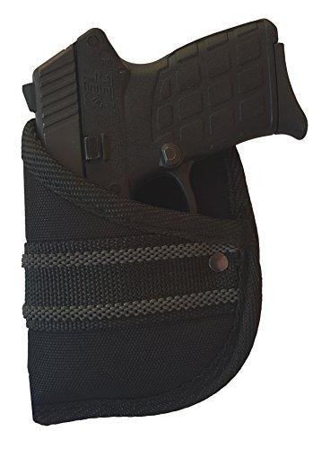 Kel-Tec PF-9 Comfort Designed Custom Fit Woven Poly Pocket Holster by Garrison Grip W2
