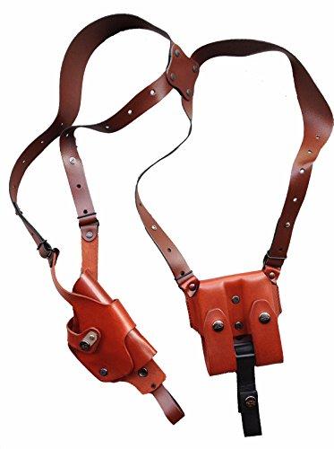 COLT 1911 503 Leather Shoulder Holster Vertical System