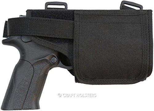 Dan Wesson 1911 Shoulder Holster For Gun with LightLaser
