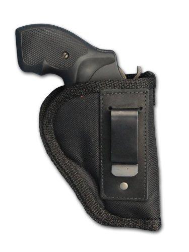 Barsony New Inside The Waistband Gun Holster for 2 Snub-Nose 38 357 Revolvers