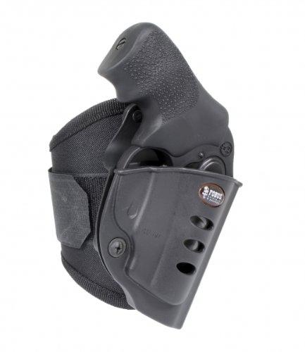Fobus Concealed Carry Ankle Holster Ruger LCR 38 357 Judge Conceal Carry Pistol Handgun Pistol