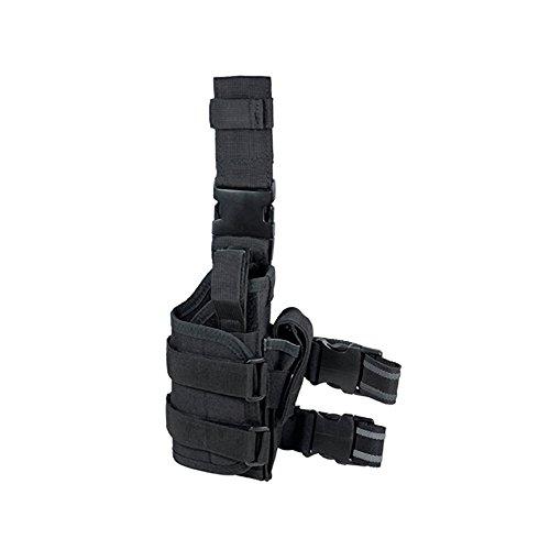 UTG Extreme Ops 188 Tactical Leg Holster Black