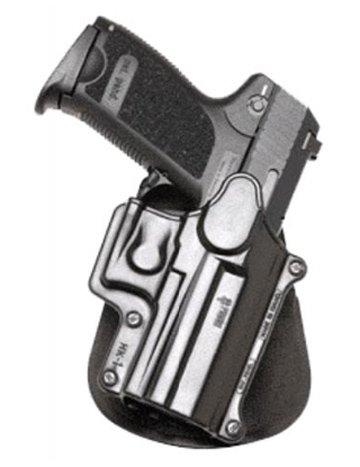 Fobus Concealed Carry Belt Holster  Thigh Rig for Heckler Koch H&K USP Compact 9mm 40 cal 45 cal  Taurus PT11 PT140 PT111 Ruger SR9SR9cSR40 Walther PPQ