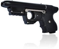 JPX Two Shot Pepper Spray gun Standard with nylon holster