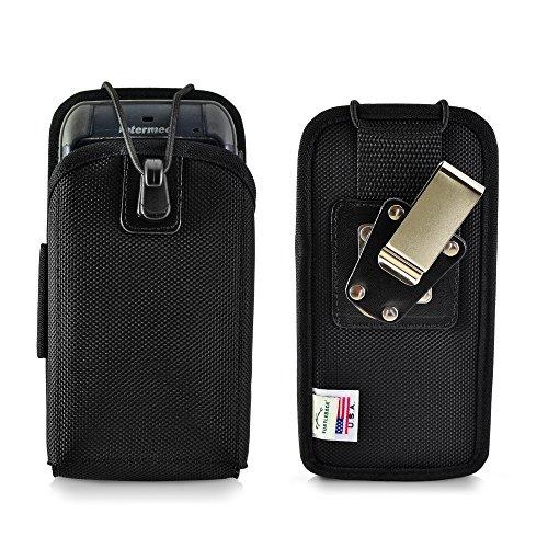 Turtleback Mobile Computer Case Made for Intermec CN70 Touch Computer Nylon Holster 2 Belt Clips Metal Clip Belt Loop Mobile Scanner Holder Fits Devices 6 34 X 3 14 X 1 12
