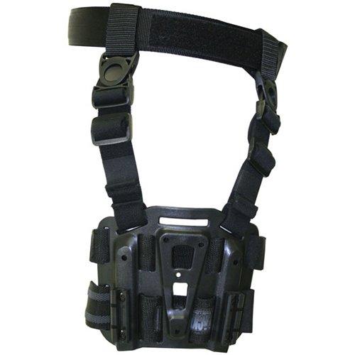 Blackhawk Tactical Thigh Holster Platform 432000PBK