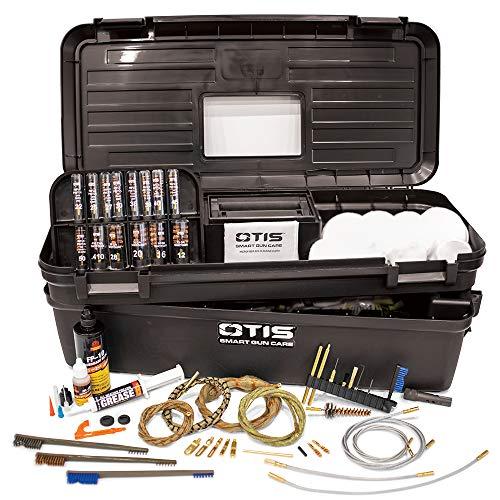 Otis All Caliber Elite Range Box with Universal Gun Cleaning Gear