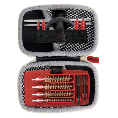 Real Avid Gun Boss Handgun Cleaning Kit – for 22 357 9MM 38 40 44 and 45 caliber handguns