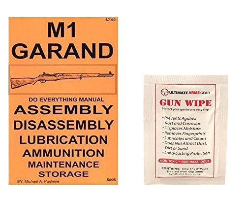 M1 Garand Do Everything Manual  Ultimate Arms Gear Gun Cleaning Wipe