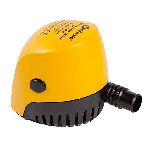Whale Orca Auto 1300 12V Automatic Bilge Pump