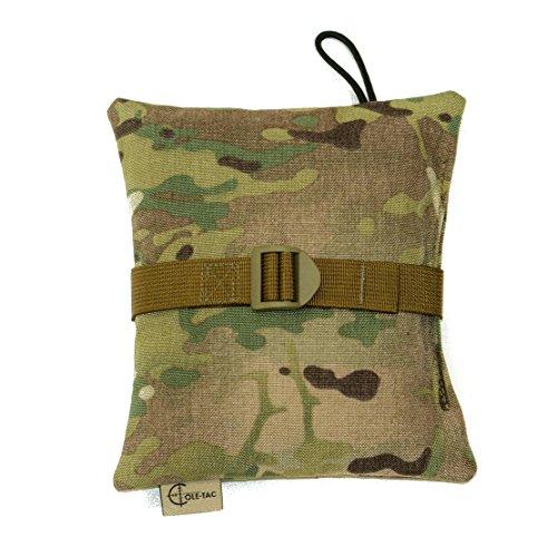 Cole-TAC Big Boss Bag Rear Shooting Bag MultiCam
