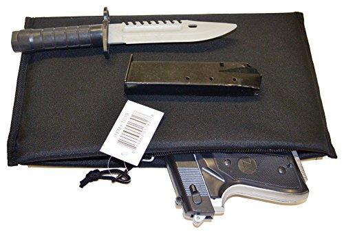 PARISUN Tactical Range Gun Pouch for Your Shooting Bag Gun Hunting Gear Police Patrol Bag GunPouch-TC18