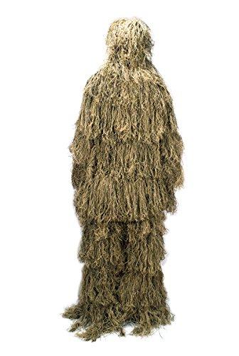 Joryn Ghillie Suit Sniper 3D Desert Camo Clothing