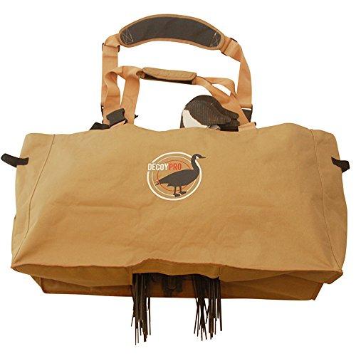 Silhouette Decoy Bags - Padded Adjustable Shoulder Strap – Silhouette Goose Decoy Bags Protects Goose Decoys - DecoyPro
