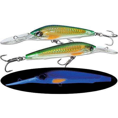 Yo-Zuri Sashimi 3D Magnum Deep Diver - 7-Inch - 3 12oz - Chameleon Flying Fish