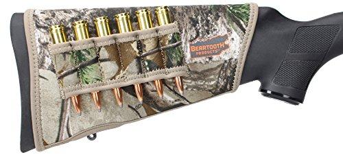 Beartooth StockGuard 20 - Premium Neoprene Gun Stock Cover - Rifle Model - Made in USA