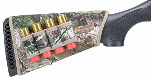 Beartooth StockGuard 20 - Premium Neoprene Gun Stock Cover - Shotgun Model - Made in USA
