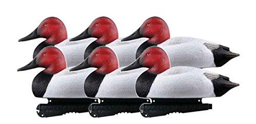 Greenhead Gear Over-Size Duck DecoyCanvasbacks12 Dozen