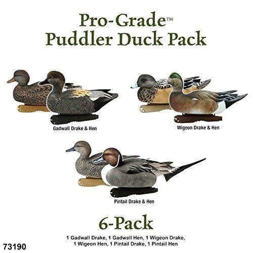 Greenhead Gear Pro-Grade Duck DecoyPuddler Pack12 Dozen