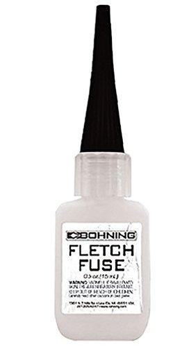 Bohning Fletch Fuse Instant Glue Fletch Fuse Insant Glue 12 oz