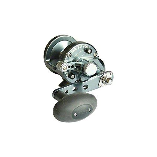 Avet 581 Lever Drag Conventional Reel Silver 300 yd20 lb
