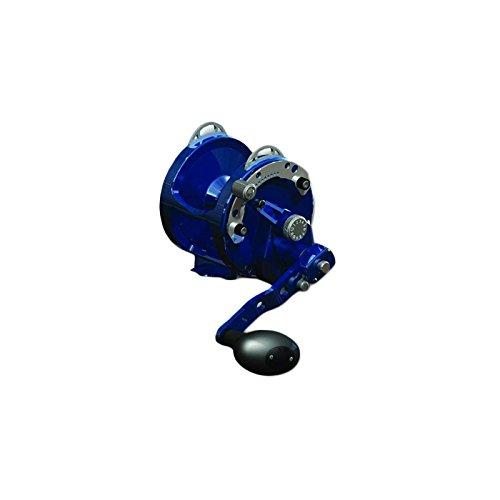 Avet 2-Speed H541L241 Lever Drag Reel Blue