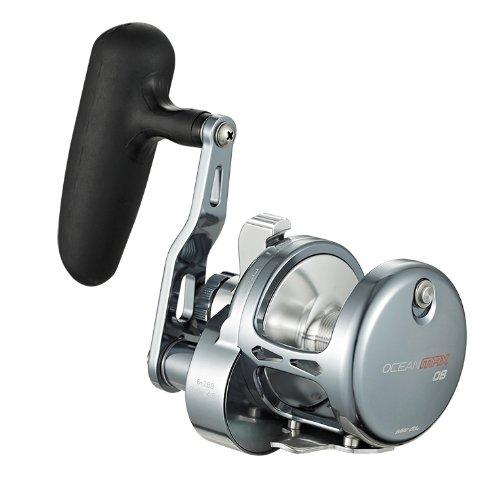 Maxel OSL09G OceanMax Lever Drag Reel - 356 oz