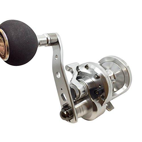 omoto INFINITY IN10 RH 521 81BB Fishing Reel Lever drag reel