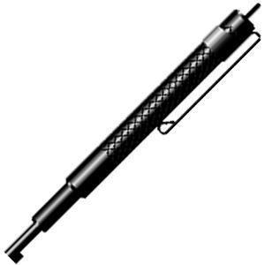 Universal Pen Style Aluminum Handcuff Key 14