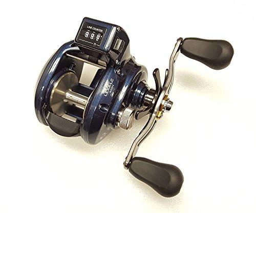 Daiwa Lexa-LC 631 Line Counter Baitcast Right Hand Fishing Reel - LEXA-LC400H