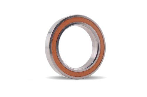 5x11x4 mm Ceramic Hybrid Orange Seal ABEC 7 Fishing Reel Bearing