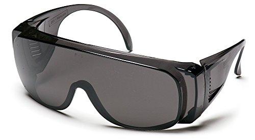Pyramex Solo Safety Eyewear Gray LensFrame Combination