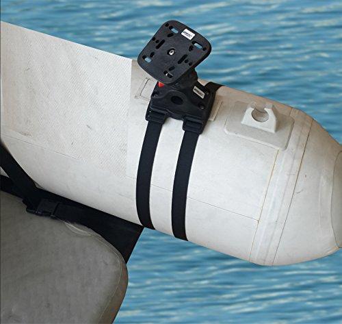 Brocraft Float Tube Fish Finder Mount  Transducer Mount
