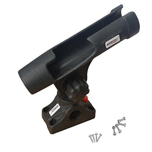 Brocraft Fully Adjustable Fly Rod Holder