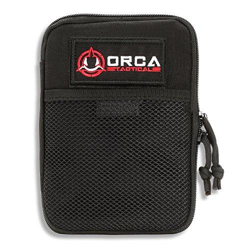Orca Tactical MOLLE Gadget EDC Utility Pocket Pouch Organizer Black