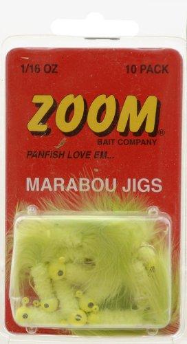 116OZ Char Marabou Jig