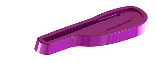 Fusion X - 5 Razor X Ribbon Tail Worm Soft Plastic Fishing Bait Lure Making Hand Pour Silicone Mold Single Cavity FusionX 0850SC