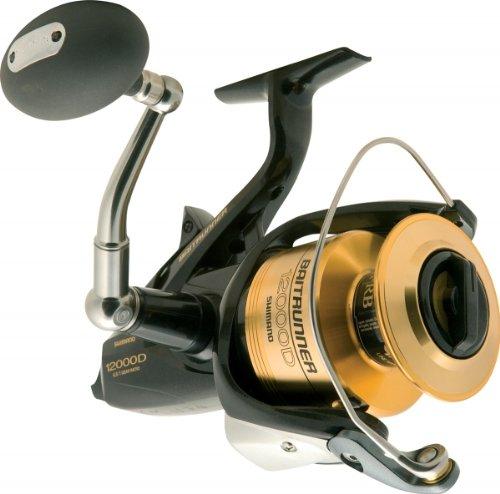 Shimano Baitrunner 12000 D Baitrunner Fishing Reel BTR12000D