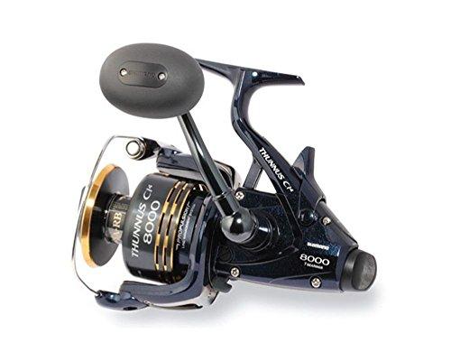 Shimano Thunnus 8000 CI4 saltwater baitrunner spinning fishing reel TU8000CI4